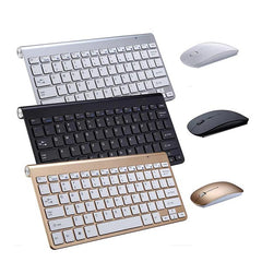 Hyper Ultra-Slim Wireless Keyboard & Mouse Combo