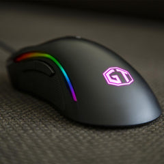 Lucid Edition Multi Button RGB Gaming Mouse - 12000 DPI