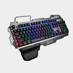 Prometheus RGB Backlit Mechanical Keyboard