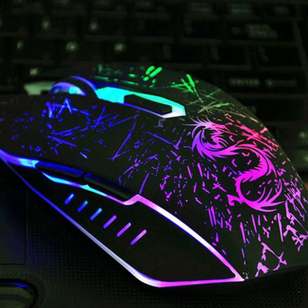 Legendary Dragon Gaming Mouse - 3200 DPI
