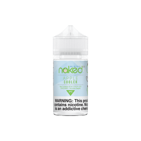 Apple 60mL (Previously Apple Cooler) -Naked 100
