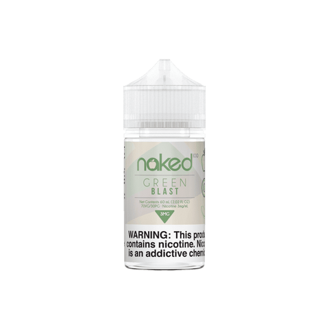 Melon Kiwi 60mL (Previously Green Blast) - Naked 100
