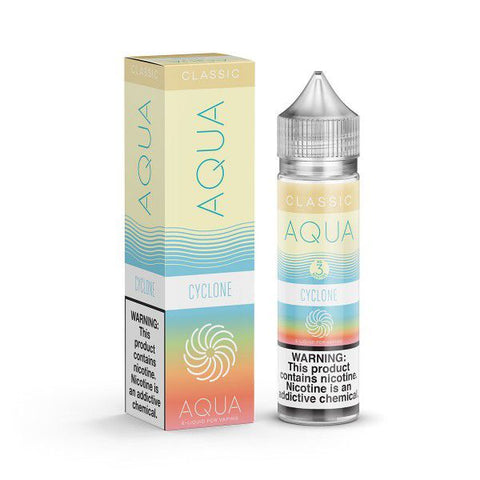 Cyclone 60mL - Aqua Classic Collection