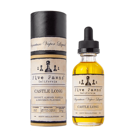 Castle Long - Five Pawns