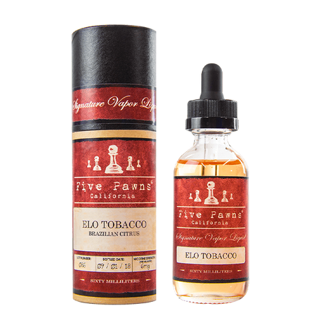 Elo Tobacco - Five Pawns