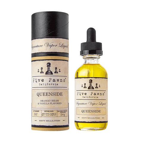 Queenside - Five Pawns