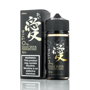 Ai by Sugoi Vapor 100ML