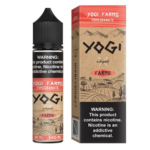 Pomegranate - Yogi Farms
