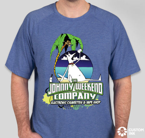Johnny Weekend T-Shirt