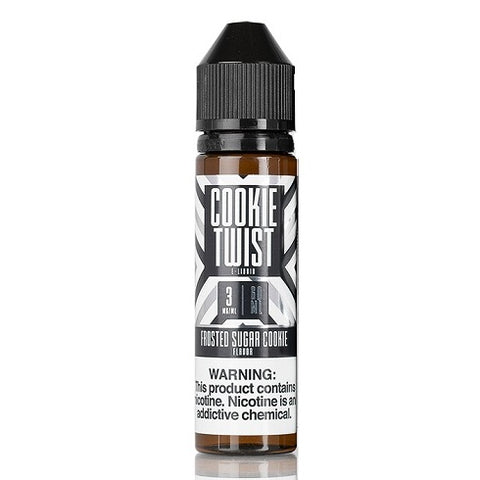 Frosted Cookie - Cookie Twist E-Liquid