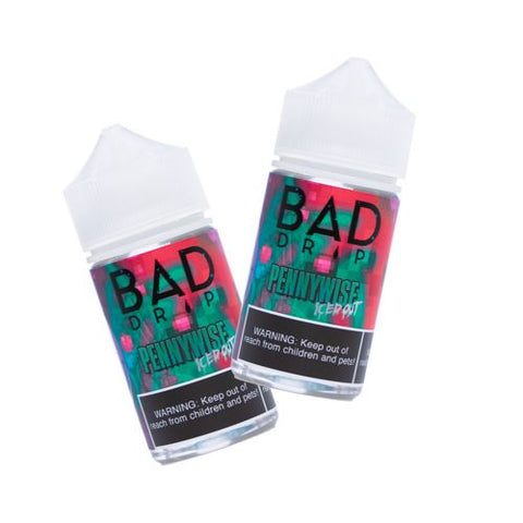 Iced Pennywise - BAD DRIP Labs 60mL