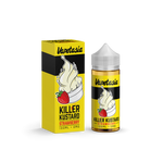 Killer Kustard Strawberry - Vapetasia
