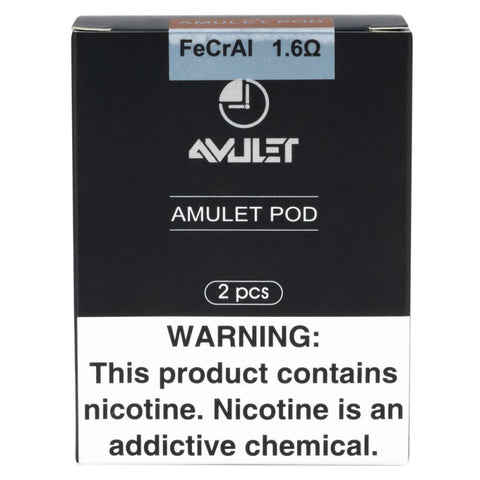 Uwell Amulet Replacement Pod 2PK