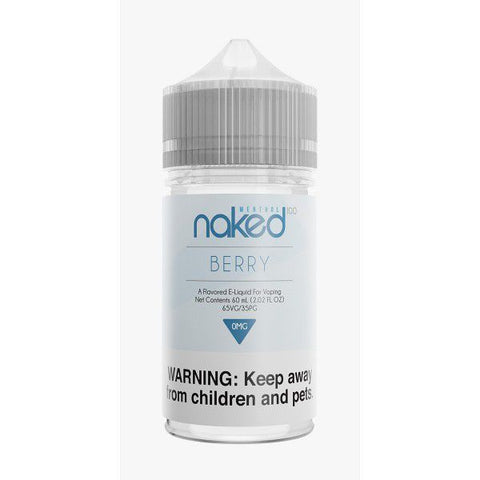 Berry 60mL (Previously Very Cool) - Naked 100
