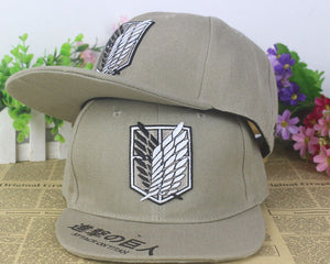 Anime Hat - Attack On Titan Snapback
