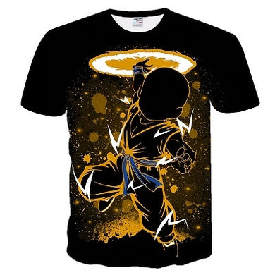 Dragon Ball Super krillin Full Print T Shirt