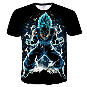 Dragon Ball Super Vegito Full Print T Shirt