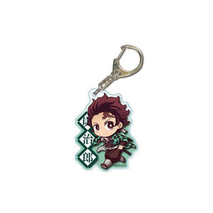Demon Slayer Variety Keychains
