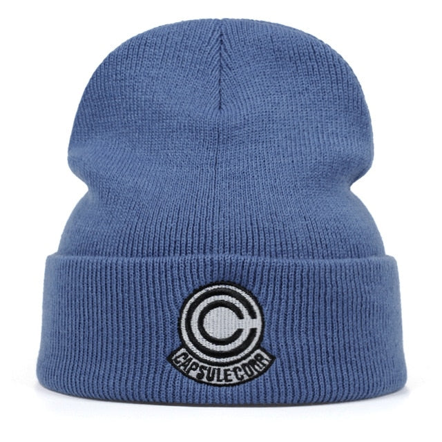 Dragon Ball Z Capsule Corp Beanie