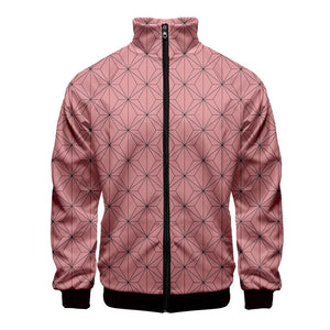 Demon Slayer Nezuko Kamado Track Jacket