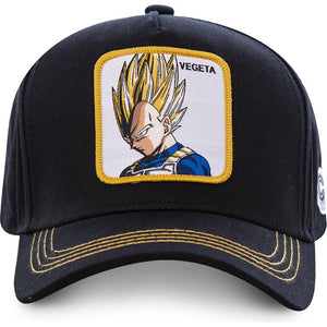 Dragon Ball Z Vegeta Snapback