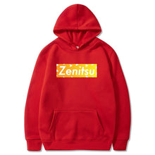 Demon Slayer Zenitsu Pullover Sweatshirt