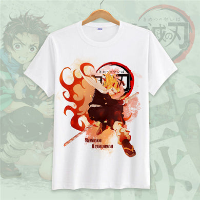 Demon Slayer Kyojuro Rengoku T-shirt
