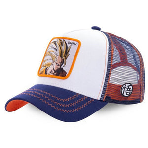 Goku Embroidered Baseball cap