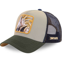 Gotenks Embroidered Baseball cap