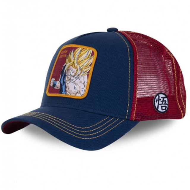 Super Saiyan Embroidered Baseball cap