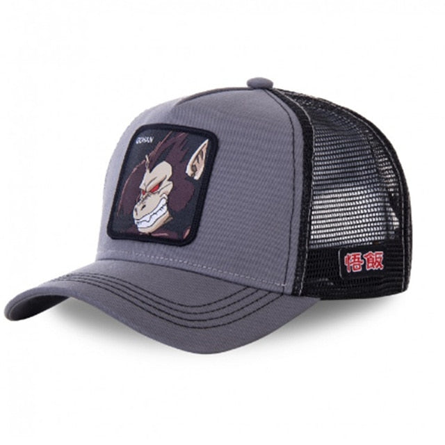 Great Ape Gohan Embroidered Baseball cap