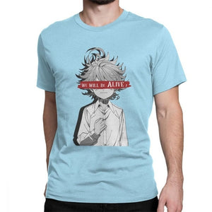 We Will Be Alive The Promised Neverland T - Shirt