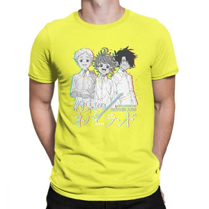 The Promised Neverland Glitch T- Shirt