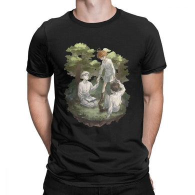 The Promised Neverland Emma Ray Norman Men's T-Shirt
