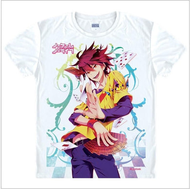 No Game No Life Anime T Shirt