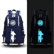 Dragon Ball Son Goku Luminous Laptop Backpack