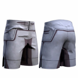 Dragon Ball Z Super - Vegeta Resurrection F Workout Compression Shorts