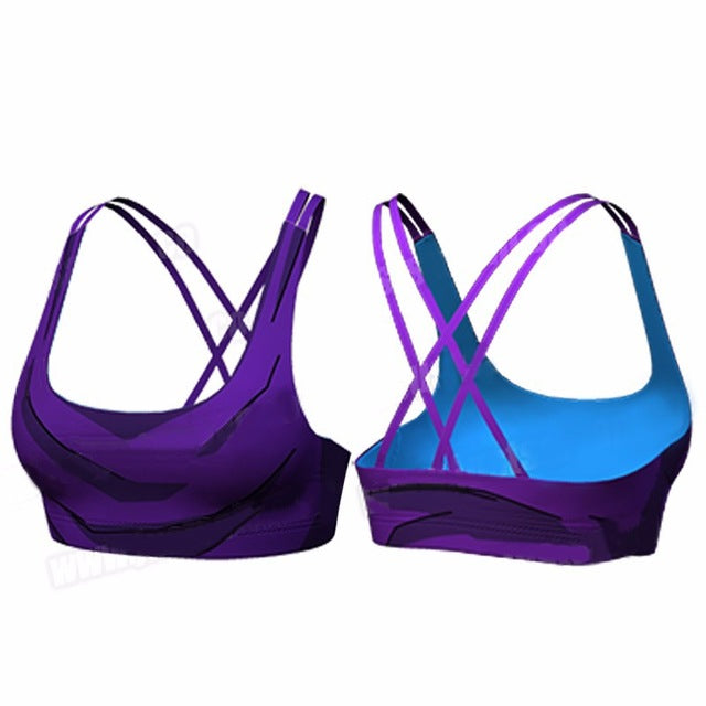 Dragon Ball Z Super- Piccolo Workout Sports Bra