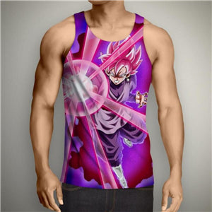 Dragon Ball Z Super - Black Goku Tank Top