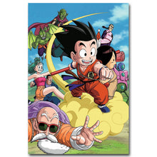Dragon Ball Anime Wall Poster