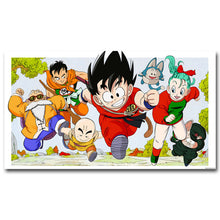 Dragon ball Z Super wall posters