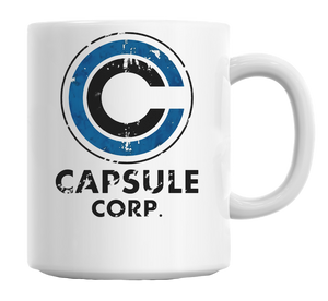 Dragon Ball Z Super - Capsule Corp Mug