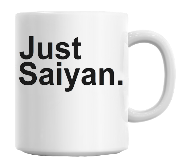 Dragon Ball Z Super- Super Saiyan Mug