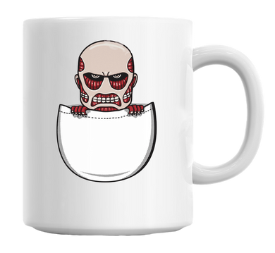 Attack On Titan - Pocket Colossal Titan Mug