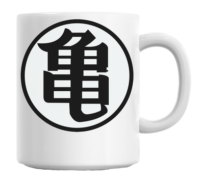 Dragon Ball Super - Kame School Emblem Mug