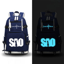 Sword Art Online laptop backpack SOA