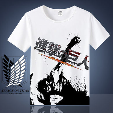 Attack on Titan T shirt Shingeki No Kyojin