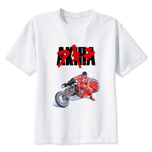Akira Anime Movie T-Shirt