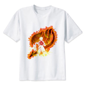 Fairy Tail Burning Emblem Shirt