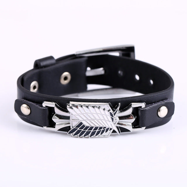 Anime Bracelet - Attack On Titan Bracelet